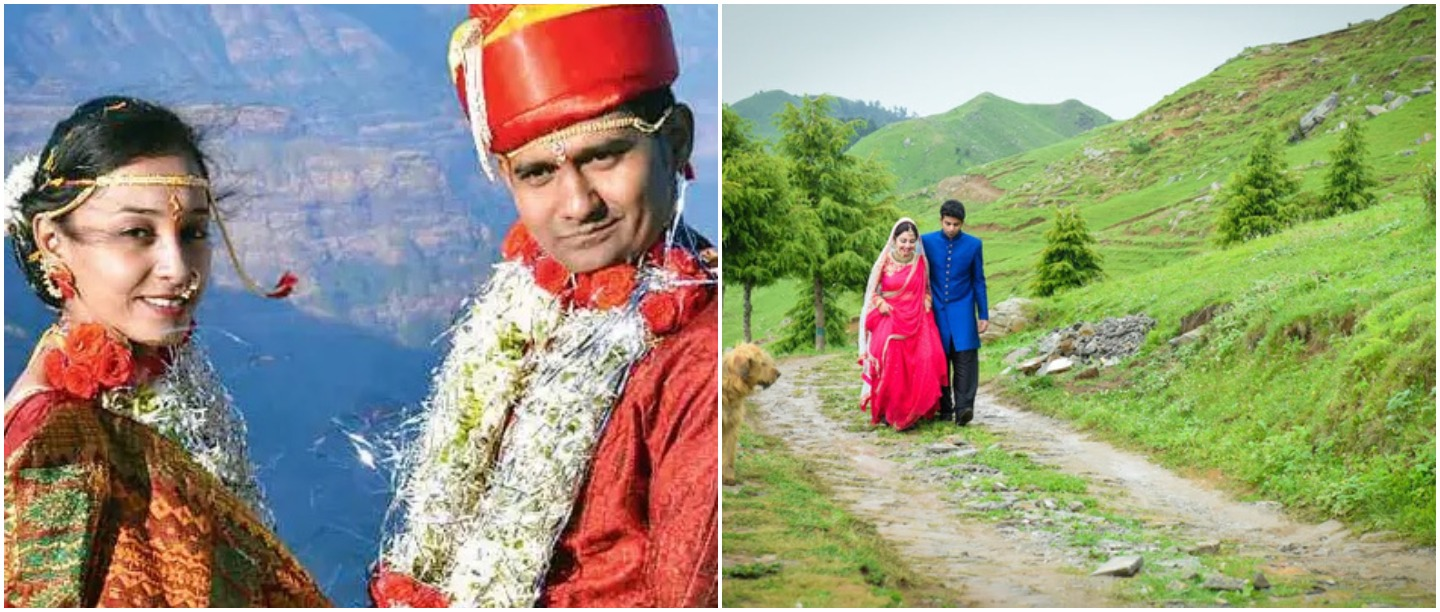 5 Couples Who Ditched The Conventional Wedding & Decided 'Aaj Kuch Toofani Karte Hain'