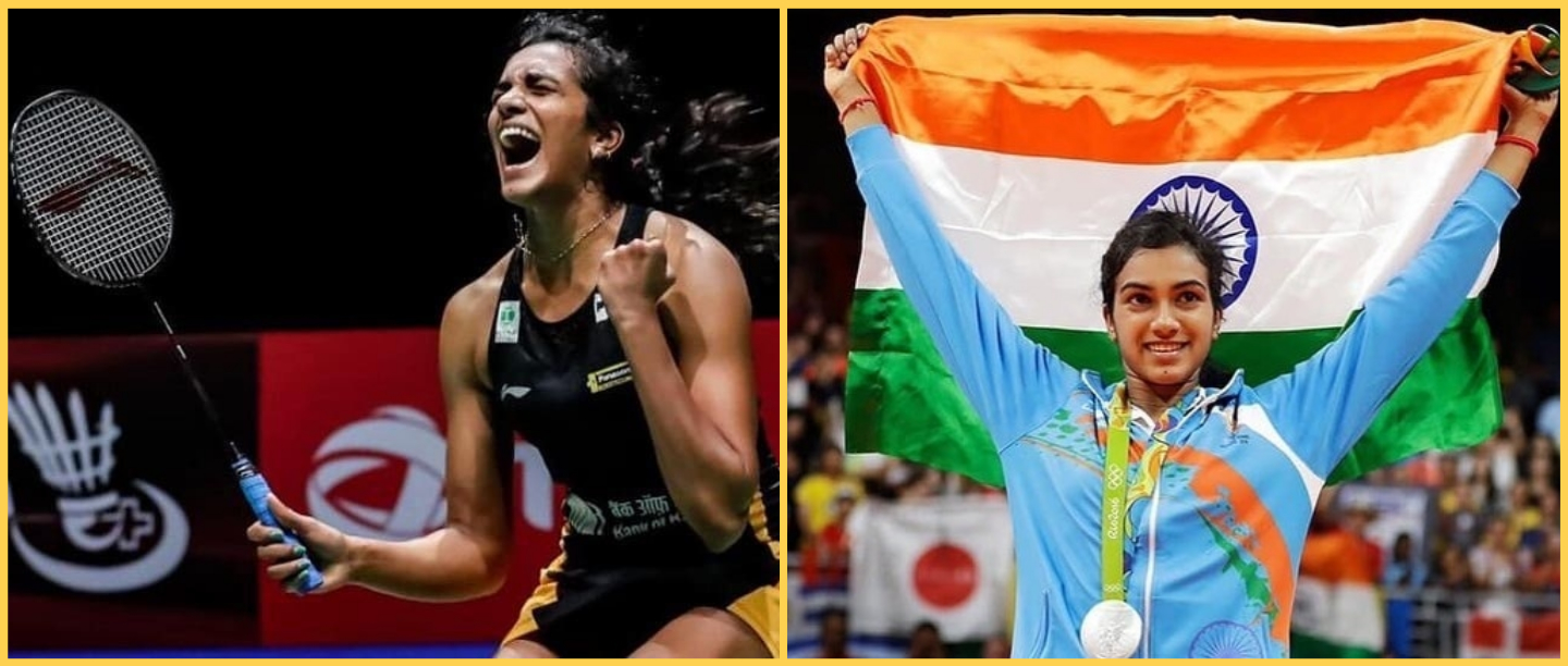 PV Sindhu Makes History By Winning Gold At BWF World Championships 2019