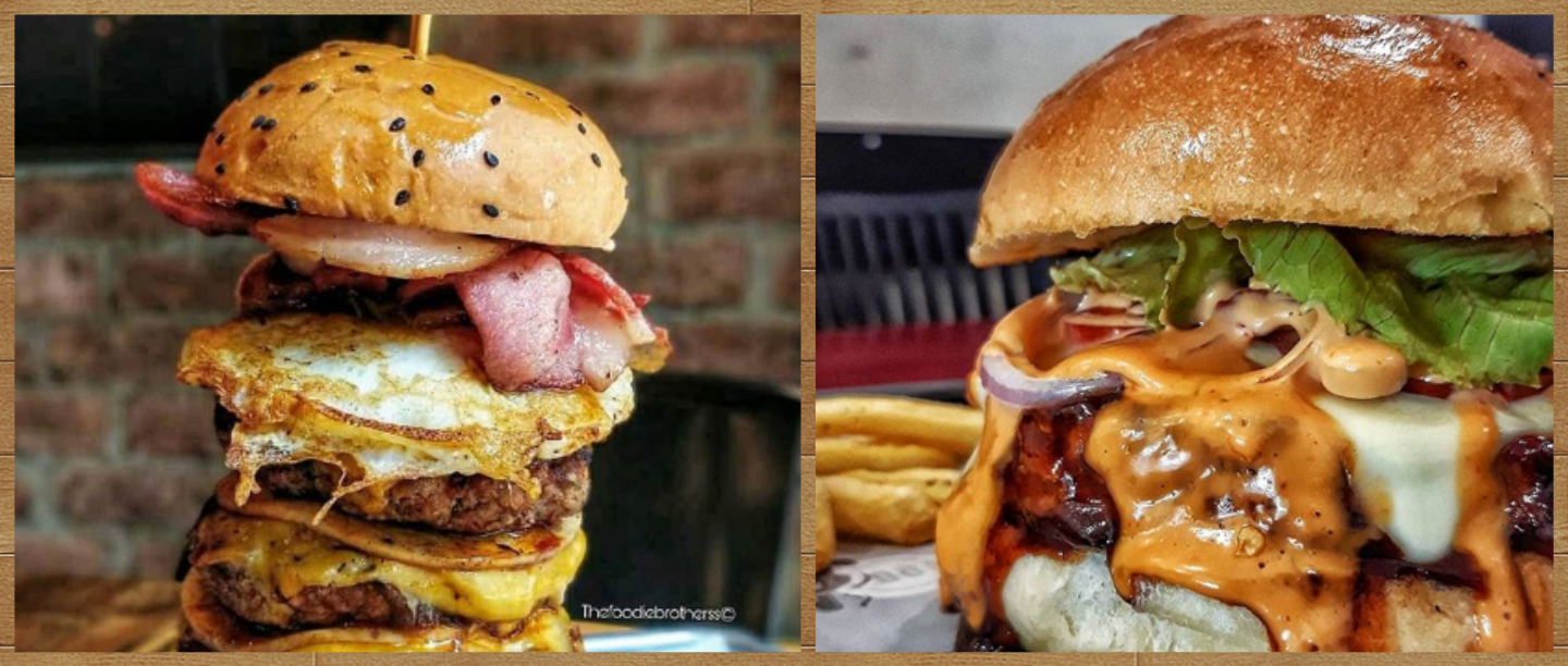 Looking For The Juiciest Burgers In Mumbai? 10 Restaurants That Should Be On Your List!