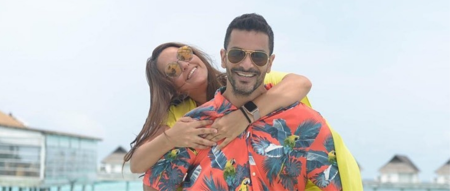 Angad Bedi Shuts Down Trolls Who Fat-Shamed Wife Neha Dhupia Post Pregnancy