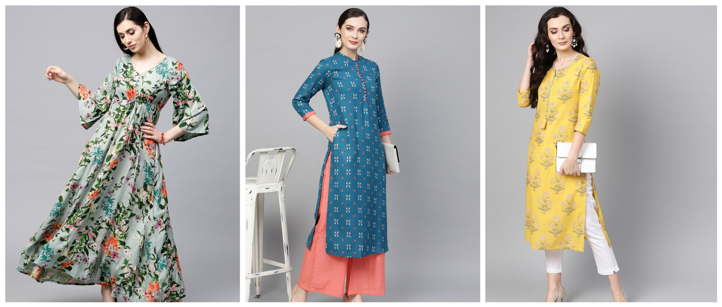 Festive Fashion: Transition Seamlessly From Day To Night With These Stunning Kurtas!