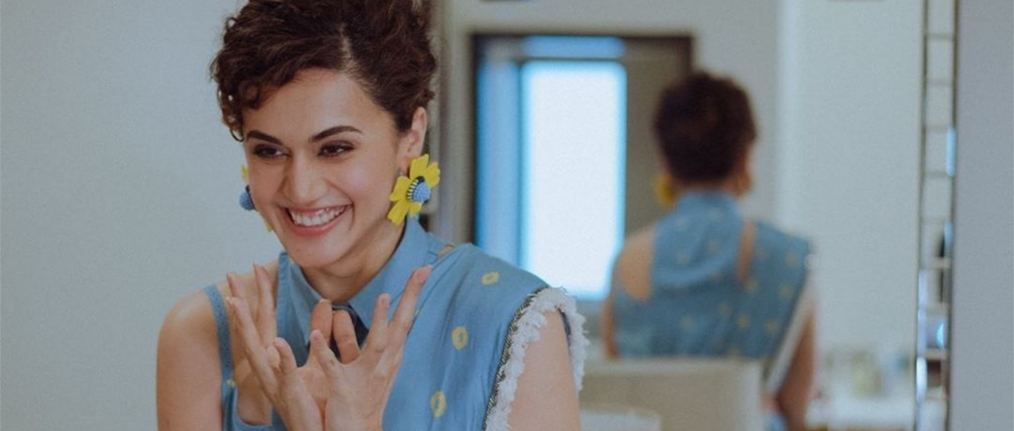 Taapsee Pannu Confirms She's In A Relationship & We Think We Know Who Is The Lucky Man