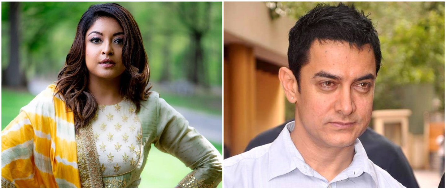Tanushree Dutta Slams Aamir Khan For Deciding To Work With #MeToo Accused Subhash Kapoor