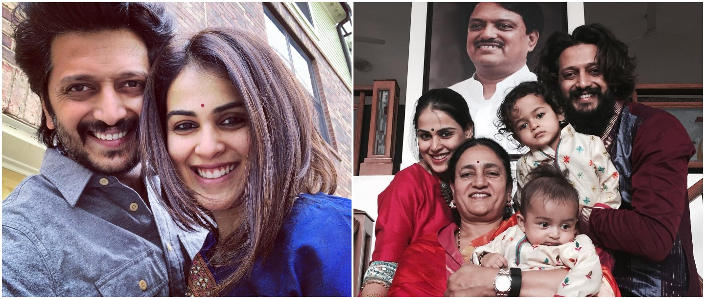 Genelia & Riteish Are In A War That Every Husband-Wife Can Relate To!