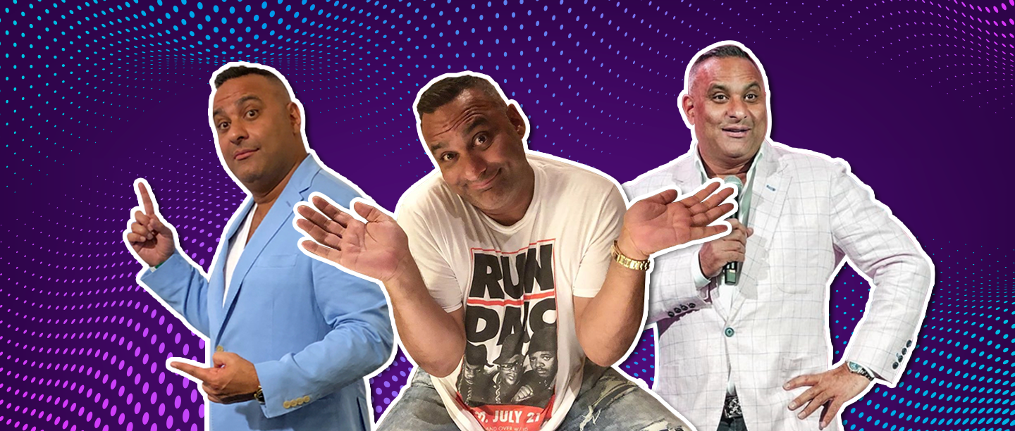 7 Fun Facts About Russell Peters That We Bet You Didn't Know