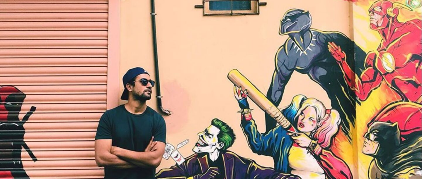 Vicky Kaushal's Favourite Childhood Superhero Is So Relatable To Every 90s Kid!