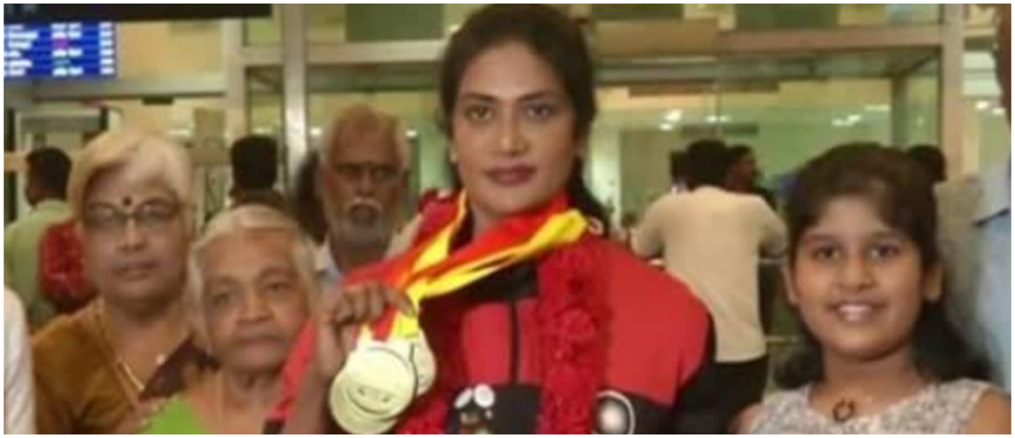 Meet Aarthi Arun, The Only Woman In The Powerlifting Championship To Bag 5 Gold Medals