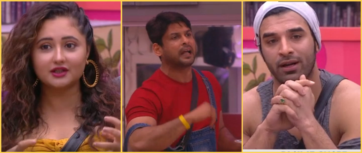 Bigg Boss 13: Siddharth Shukla In Rehab For A Year? Housemates Make Shocking Revelations