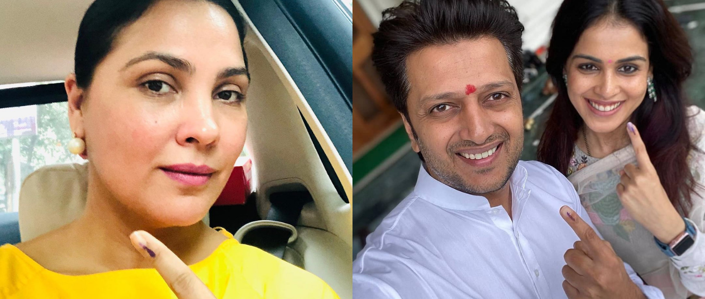 Assembly Elections 2019: These Bollywood Celebrities Have Cast Their Vote, Have You?