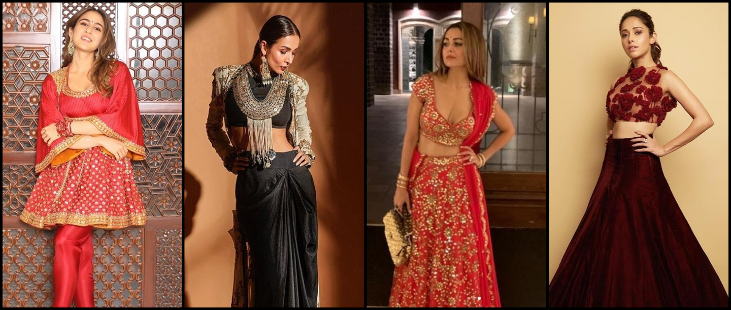 12 Worst Dressed Bollywood Celebs Who Bombed All Over Our Insta Feed This Diwali