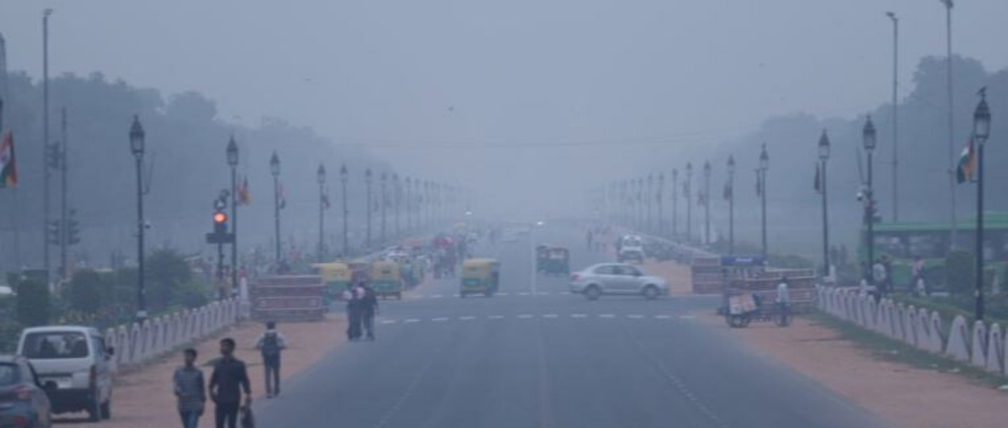 Mumbai Records Cleanest Air In Five Years, While Delhi Struggles To Breathe