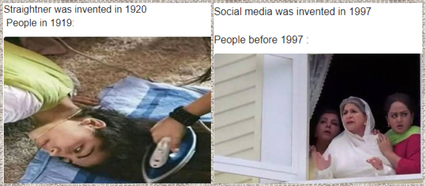Today's WTF Memes: Twitter Is Trippin' On What People Did Before Stuff Was Invented