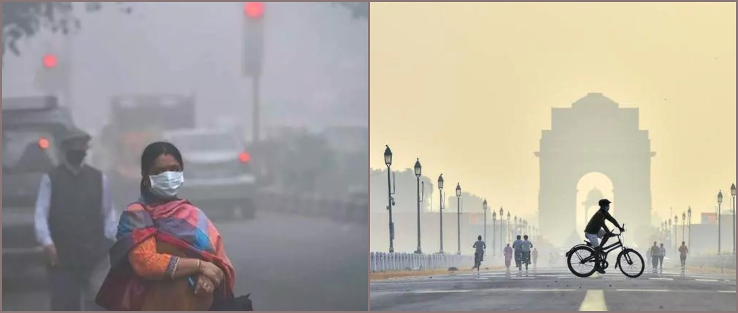 Inhaling Air Equivalent To Smoking 44 Cigs In A Day, Where Is Delhi's Right To Breathe?