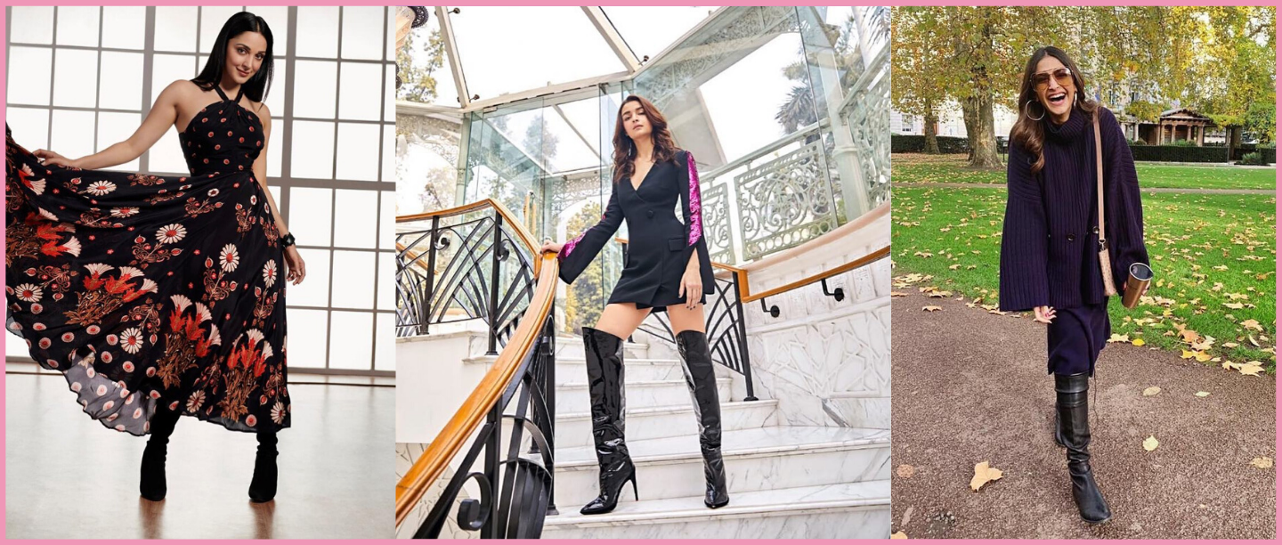 #Bootielicious: Upgrade Your Winter Wardrobe With These 10 Chic Boots (All Under Rs 1,500)