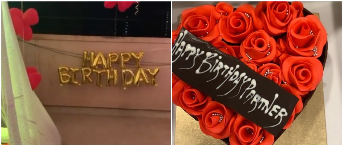 Fairy Lights, PJs & Cakes: Sushmita Sen's Midnight B'day Surprise Was All About Family