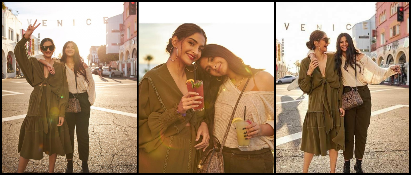 #LAtheKapoorWay: Pictures From Sonam & Rhea's Vacation Made Us Miss Our Sister