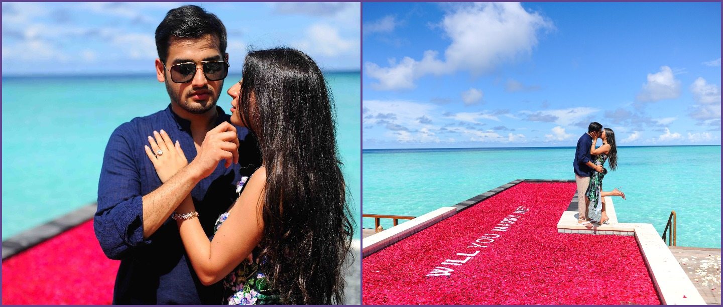 It's All Love: Blogger Sonam Babani Talks About Her Viral Proposal & We're Swooning