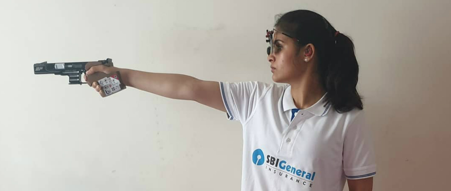 Girl Power: Shooter Manu Bhaker Wins India Its First Gold At ISSF World Cup