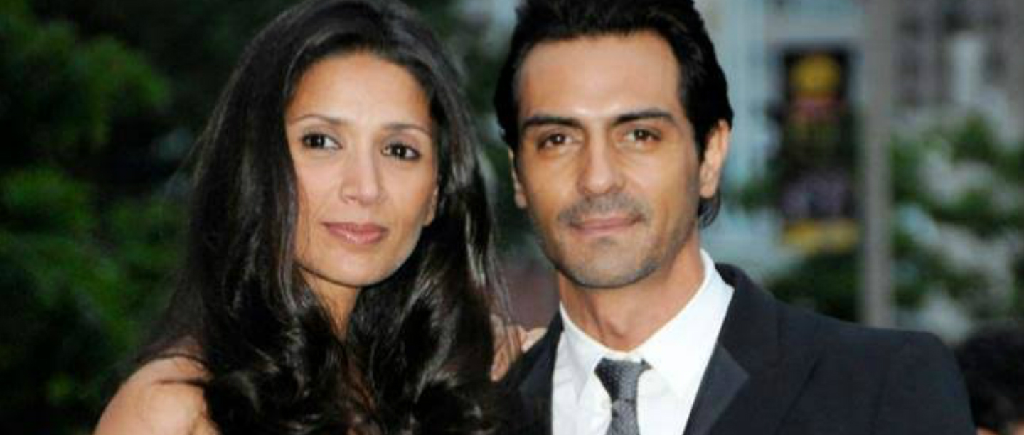 Arjun Rampal & Mehr Jesia Are Officially Divorced After 21 Years Of Marriage