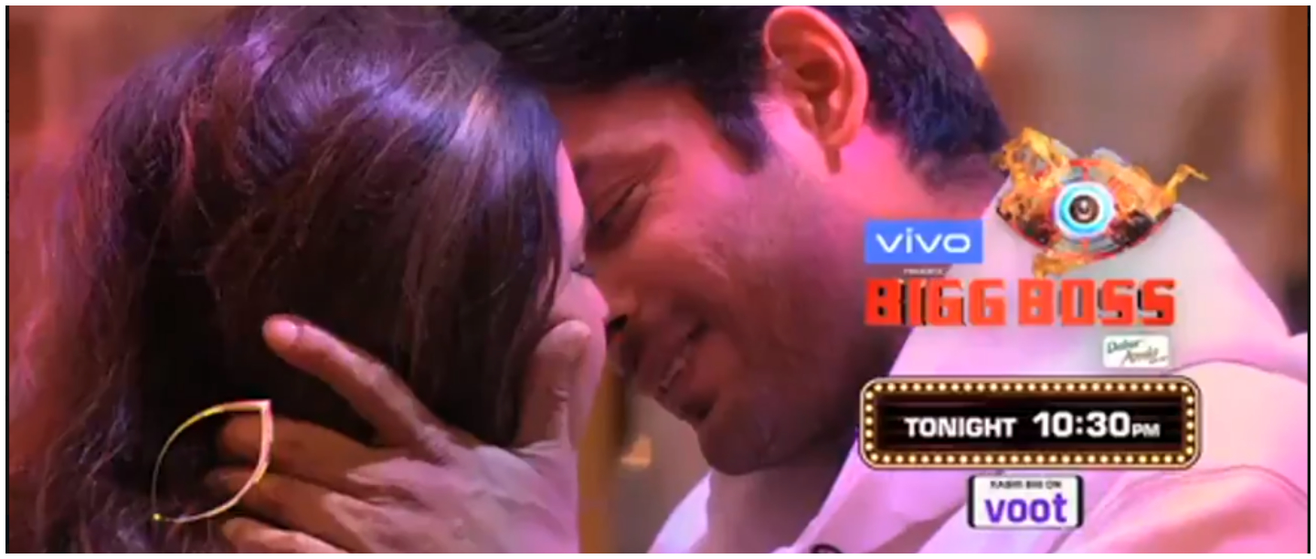 Sidharth Shukla And Rashami Desai Recreate Their 'Dil Se Dil Tak' Connection on Bigg Boss