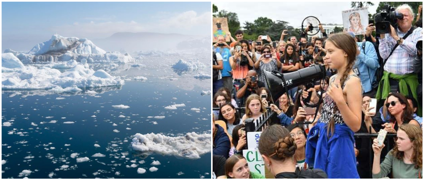 Alarming Pictures That Show Why 'Climate Emergency' Is Oxford Dictionary's Word Of 2019