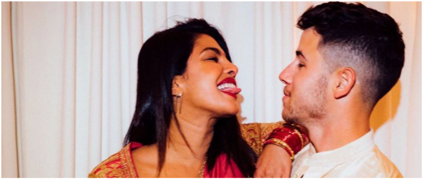 #AnniversarySurprise: Priyanka Chopra & Nick Jonas Welcome New Family Member