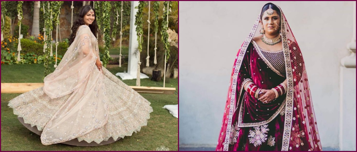 Here Comes The Bride: The Ultimate Shaadi Outfit Guide For The Curvy Bride-To-Be