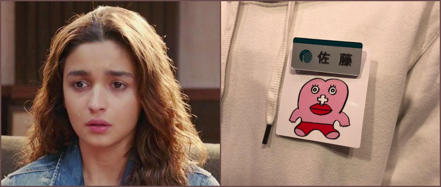 Japanese Company Makes Period Badges An Option For Women To Increase Menstrual Awareness