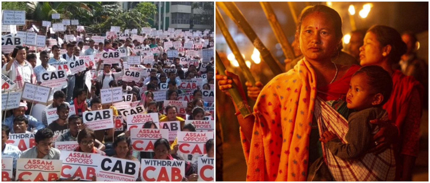 Anger, Fear & Helplessness: 10 Tweets Show Us What Went Down In Assam After CAB 2019