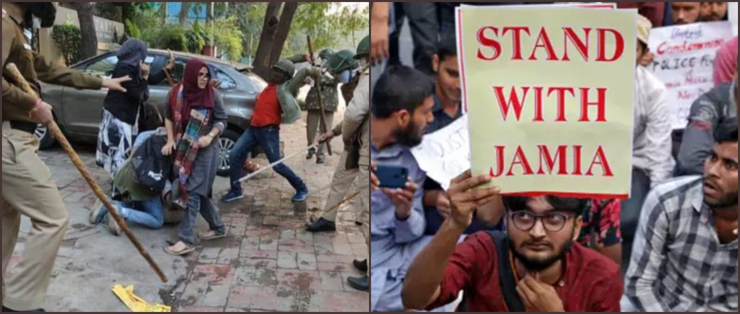 'Hum Sab Ek Hain': Protests Are Being Held All Over The World In Solidarity With Jamia