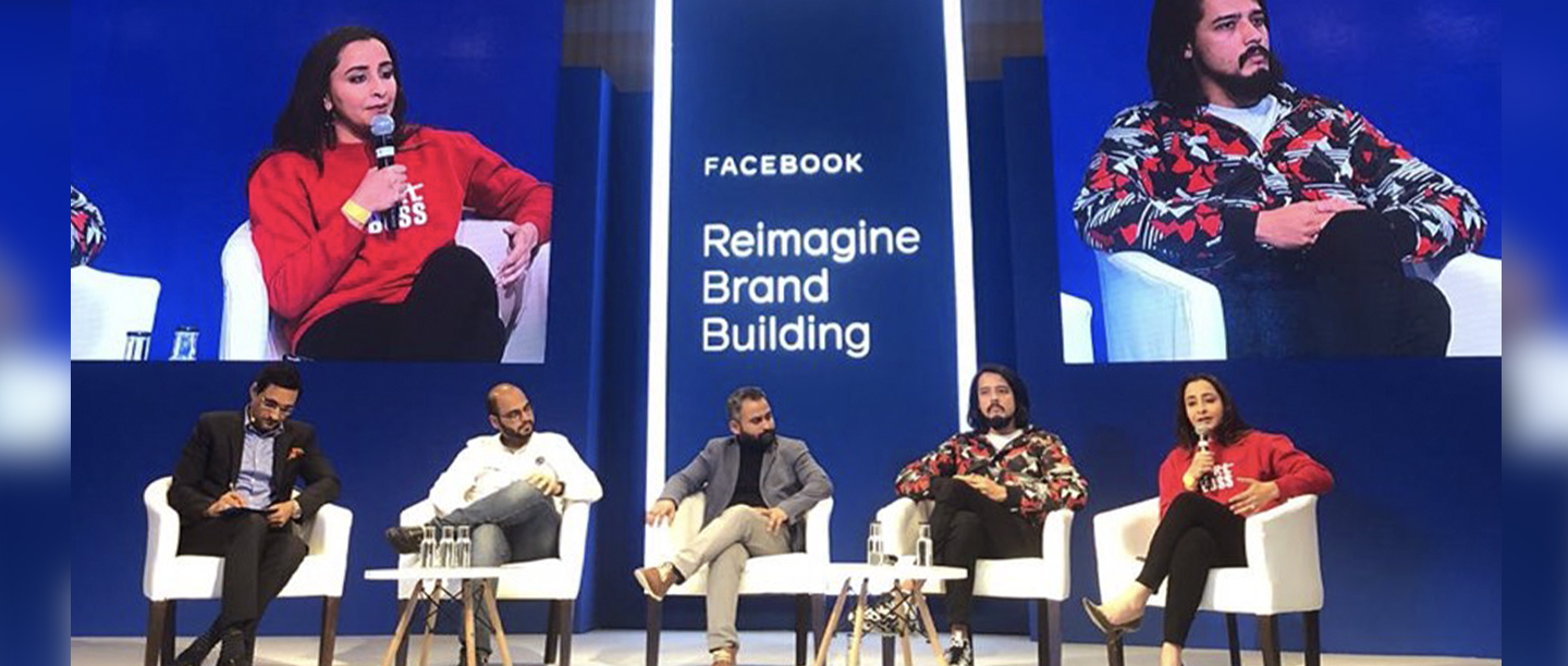 Our Founder & CEO Priyanka Gill Talks About Brand Building At Facebook's Brand Summit