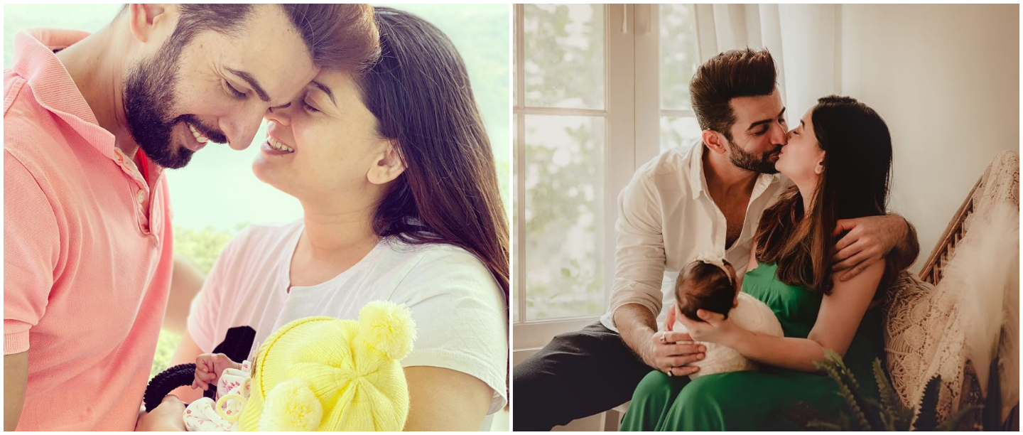 TV Actor Mahhi Vij Doesn't Want Baby Tara To Follow Her Footsteps And We Know Why