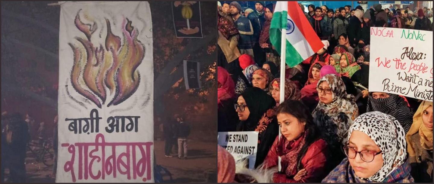 A New Song Of Azadi: Women & Children Become The Face Of Anti-CAA Protests At Shaheen Bagh