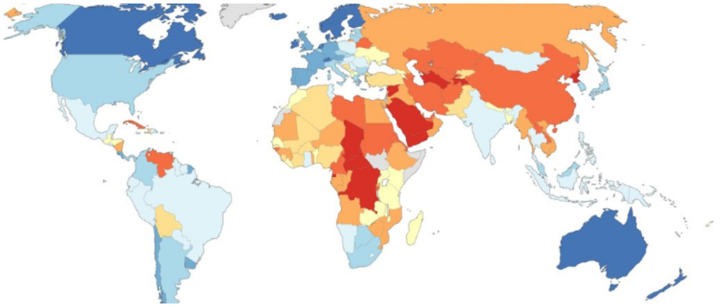 India Drops 10 Places On Democracy Index & The Reasons Won't Surprise You