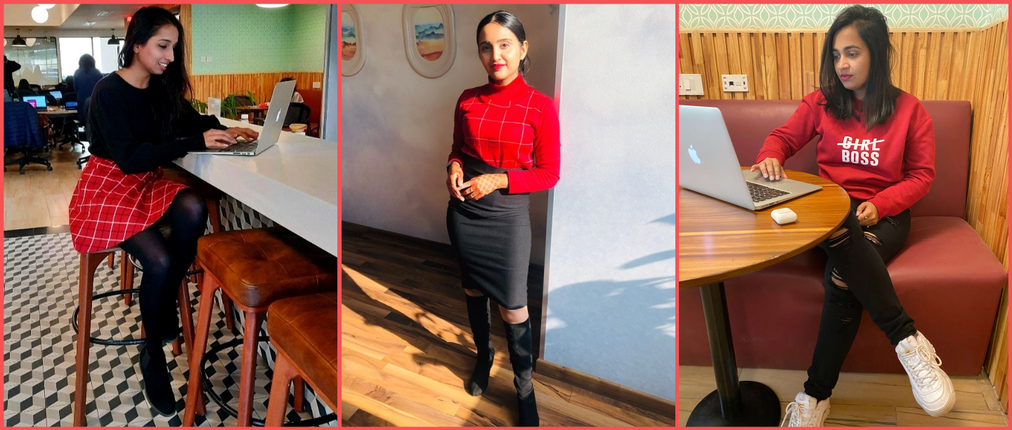 Think Red Is Too Flashy For Work? Here's How We Wear Red To Make 9 To 5 Fashionably Fly