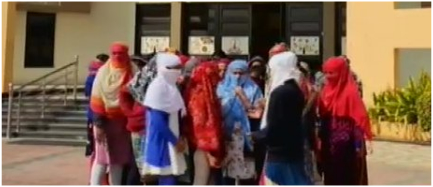 WTF! Gujarat Students Forced To Remove Underwear To Prove They Weren't On Period
