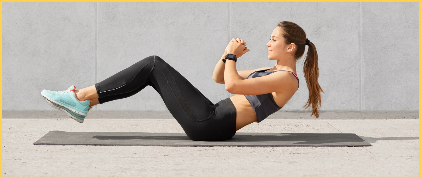 Hey, Sculpted Stomach: 10-Minute Abs Workout You Can Do Anywhere To Scorch Your Core