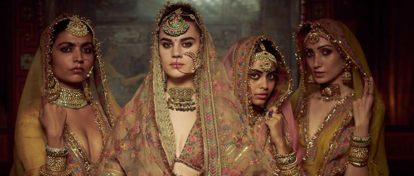 Loved Your Mom's Wedding Lehenga? Sabyasachi's New Collection Will Give You The Same Feels