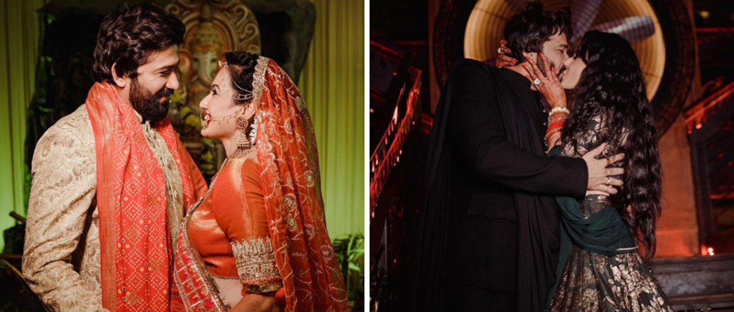 Kamya & Shalabh's Reception Video Is Exactly How We'd Like Our Wedding Party To Be!