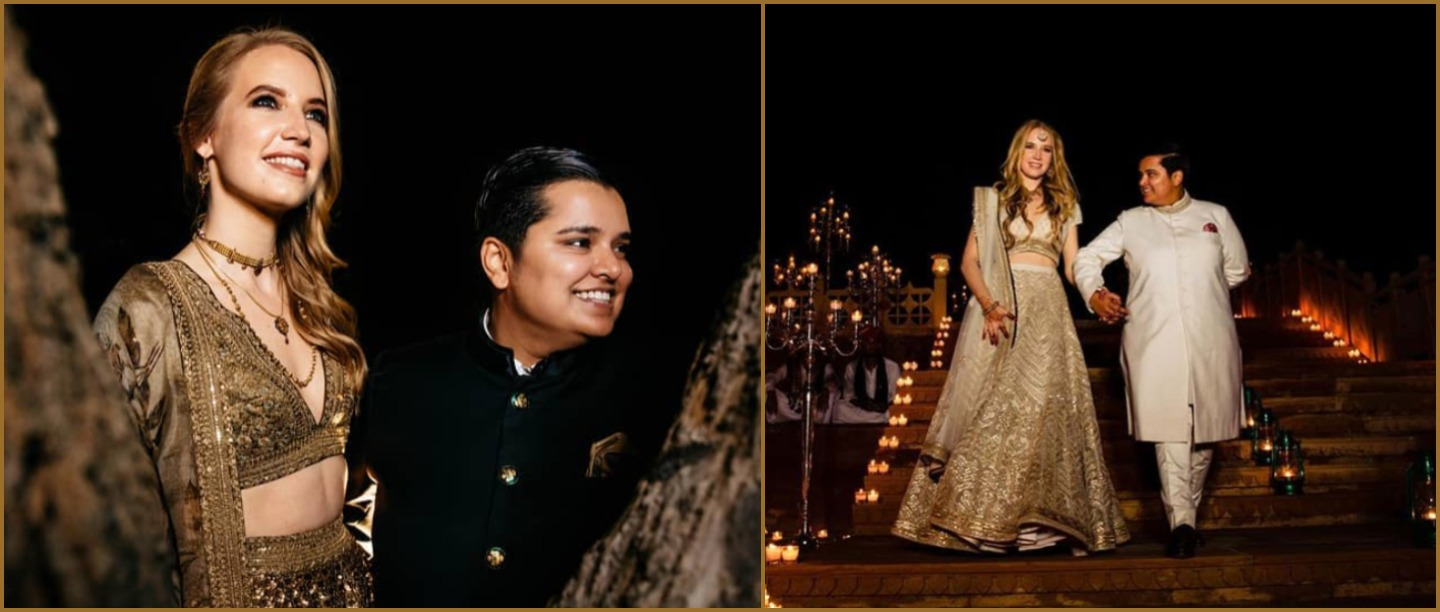 Friends For 30 Years, This Same-Sex Couple Tied The Knot Proving That Pyaar Dosti Hai