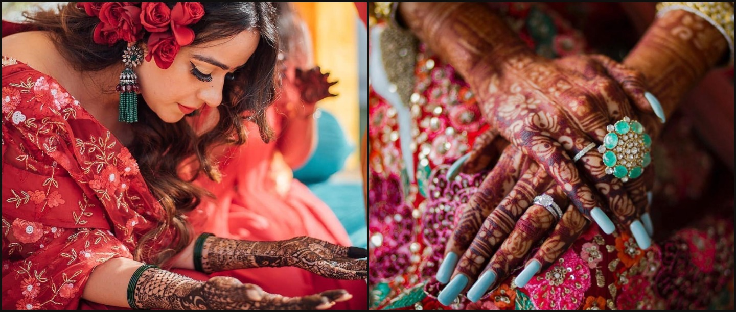 Mehendi Laga Ke Rakhna: Trending Mehendi Designs For The 2020 Bride!