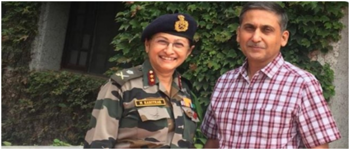Meet Madhuri Kanitkar, The First Woman Paediatrician To Become A Lt Gen In The Indian Army