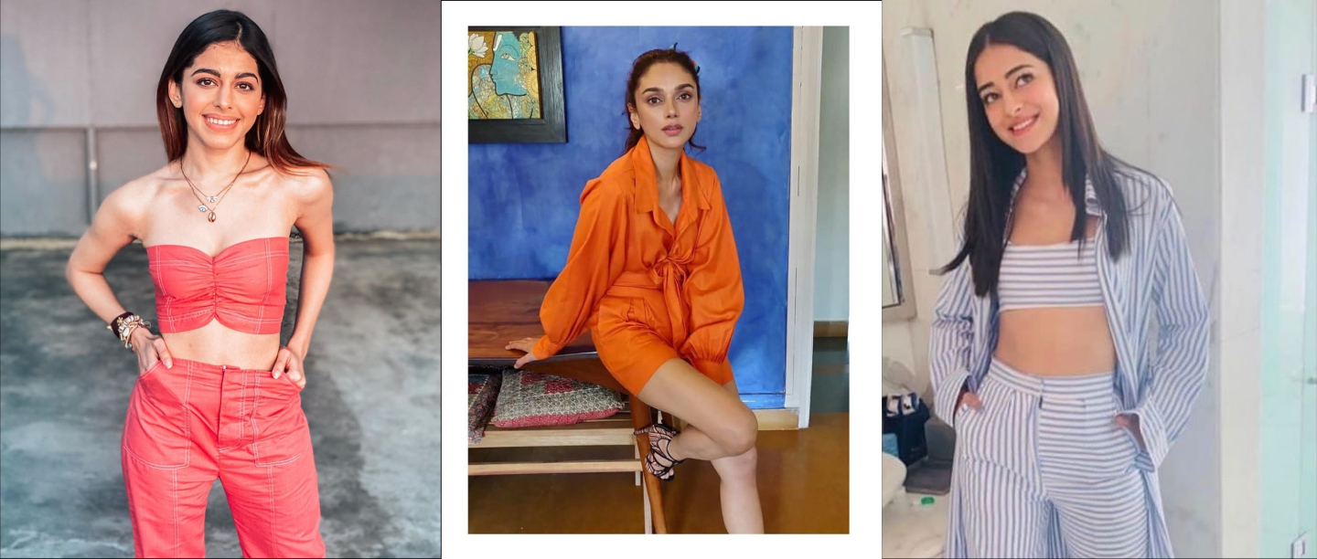 The 'It' Brand B-Town Is Crushing Hard On For Co-ord Sets (Psst...It Costs Less Than Zara)