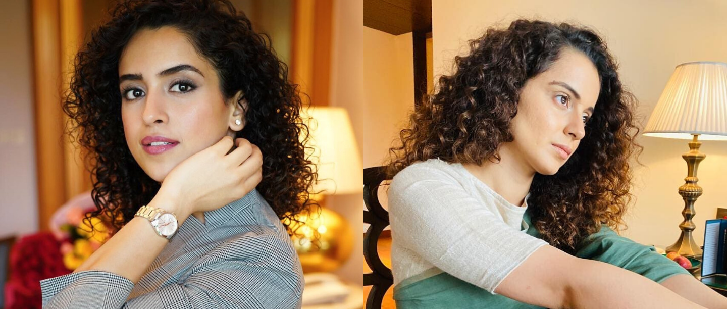Maggi Waale Baal? 5 Unique Bollywood-Inspired Ways To Style Your Curly Hair!