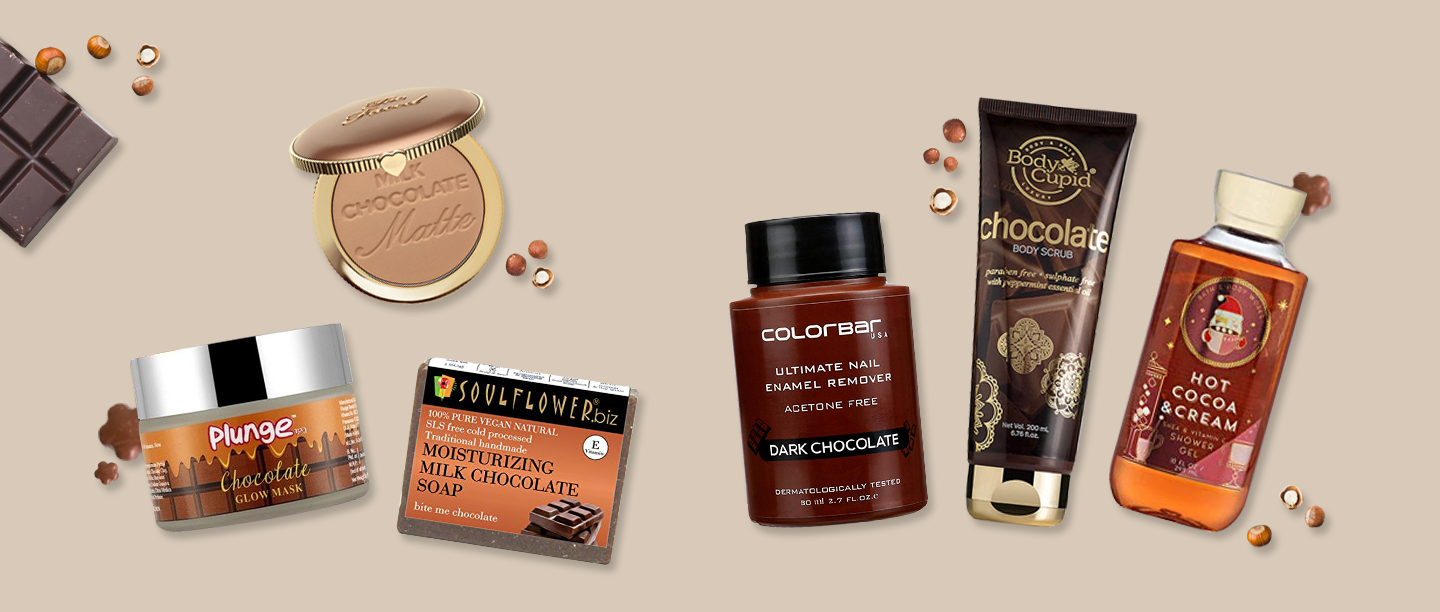 8 Chocolate-Based Products That'll Make That Boy Say 'Girl You Got That Yummy-Yum'