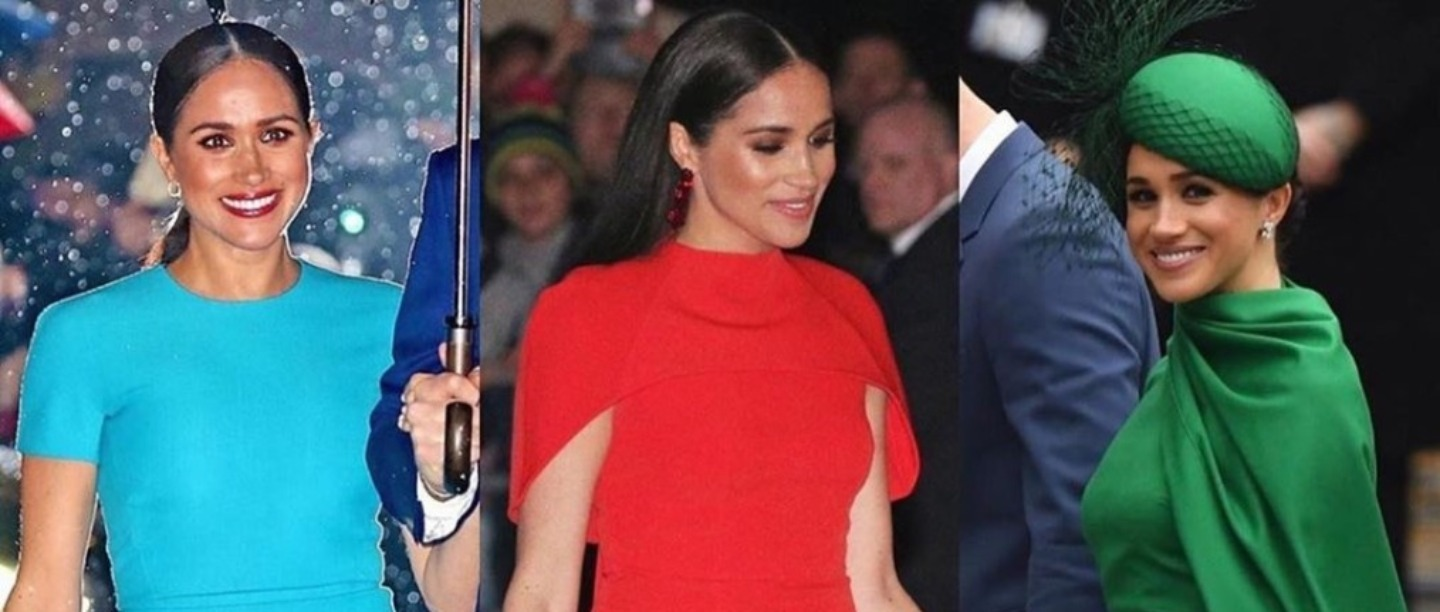 Whoa! Five Times Meghan Markle Looked Like Precious Gemstones With Her Jewel-Toned Outfits