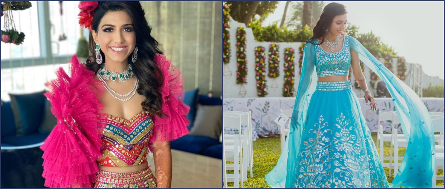These 8 Brides Chose To Not Wear A Dupatta And Here's How You Can Too!