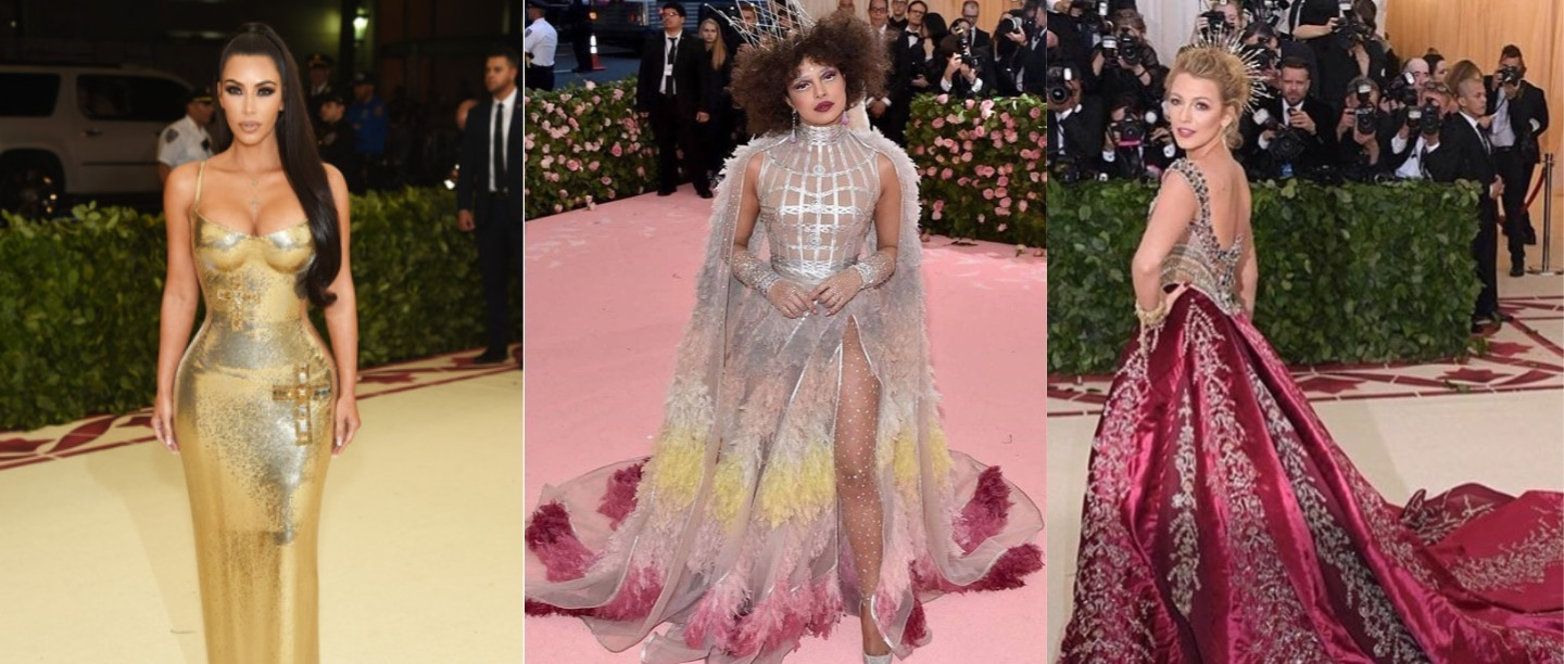 12 Iconic Met Gala Looks To Fill The Fashion Void In Your Heart, Now That It's Postponed