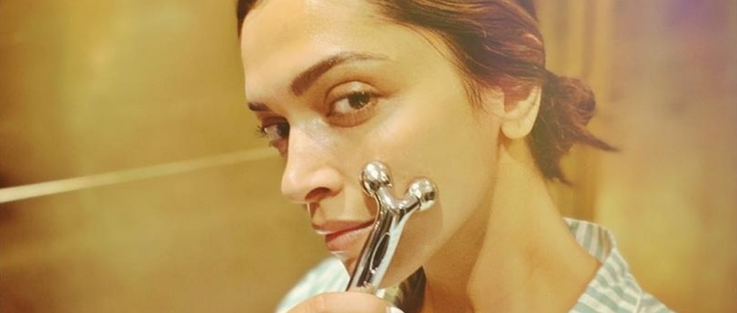 Is Your Gym Shut? Deepika Padukone Teaches Us How To Workout Our Facial Muscles Instead!