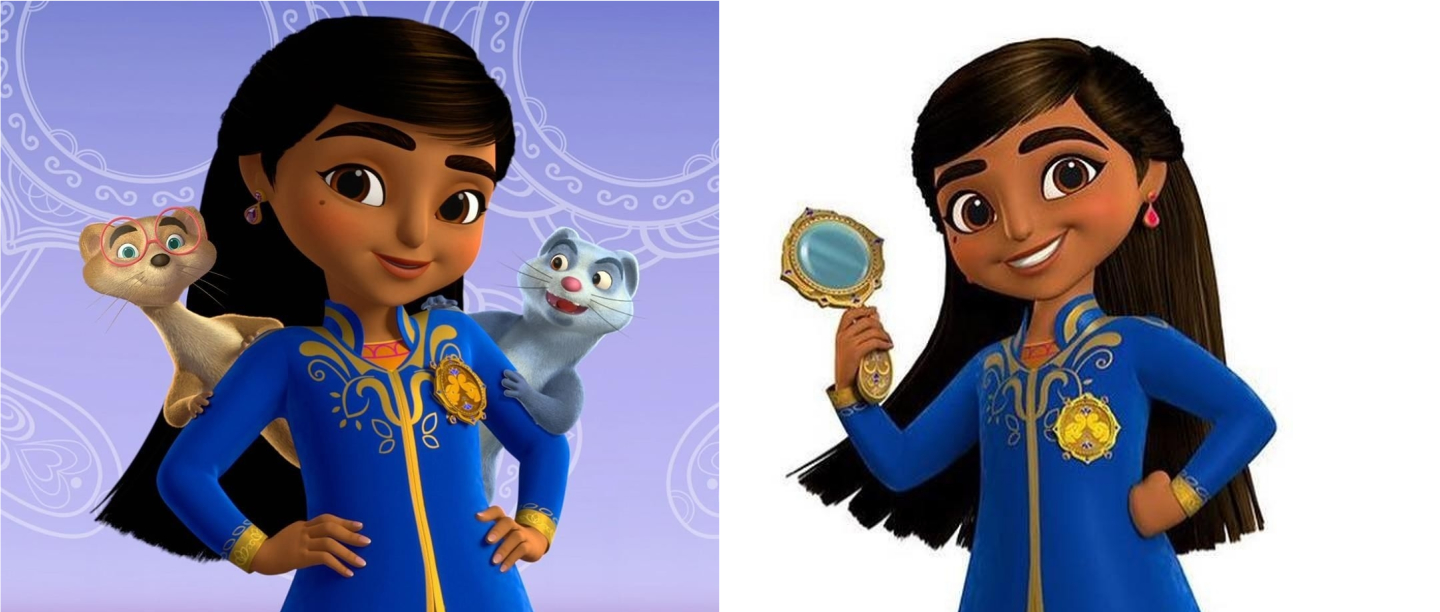 Say Hello To Mira, Disney's First Indian Character In A Lead Role